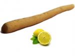 Prírodná zubná kefka Siwak s príchuťou citrónu
