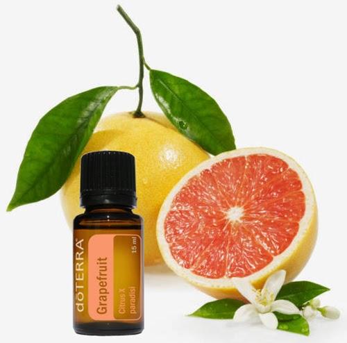 Esencuálny olej grapefruit grep doterra