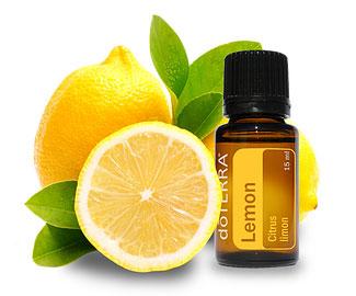 Esenciálny olej Lemon citrón Doterra